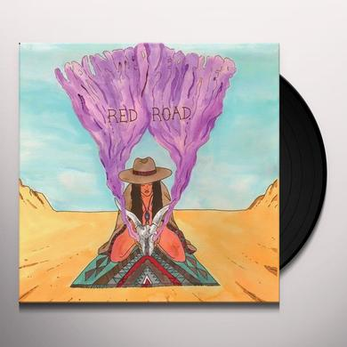 Haunted Leather RED ROAD Vinyl Record