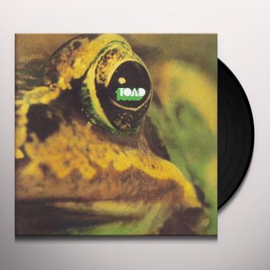 TOAD Vinyl Record
