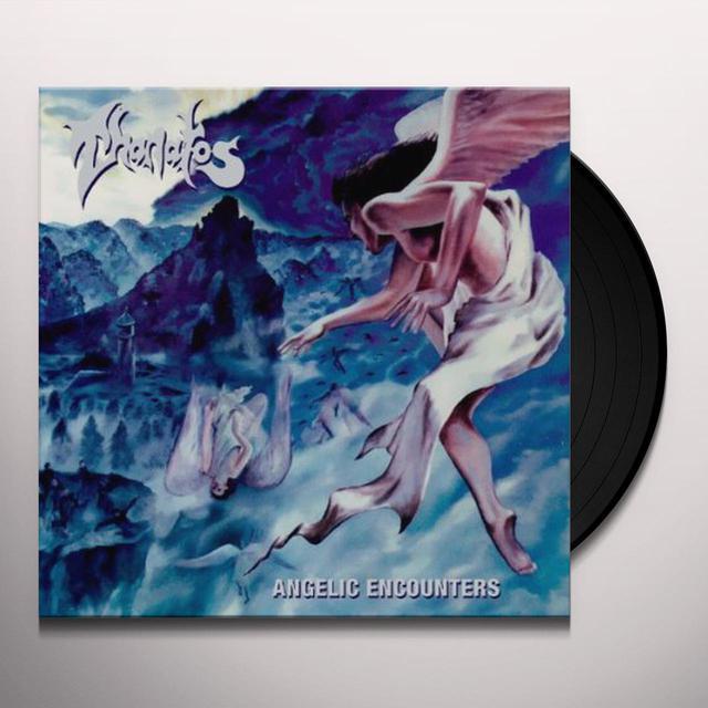 Thanatos ANGELIC ENCOUNTERS Vinyl Record