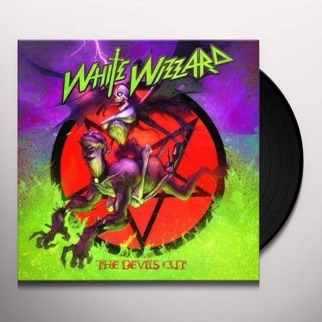 White Wizzard DEVILS CUT Vinyl Record