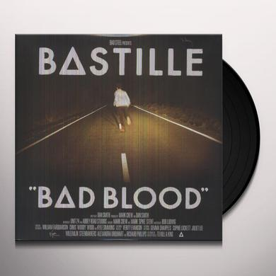 Bastille BAD BLOOD Vinyl Record