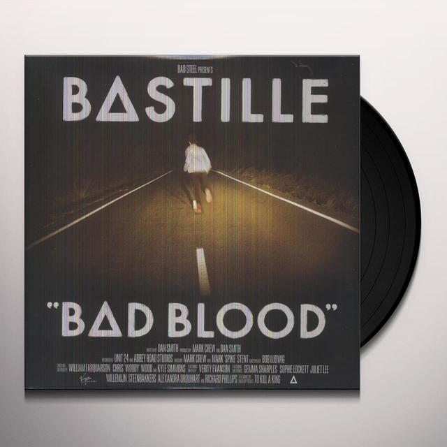 Bastille BAD BLOOD Vinyl Record