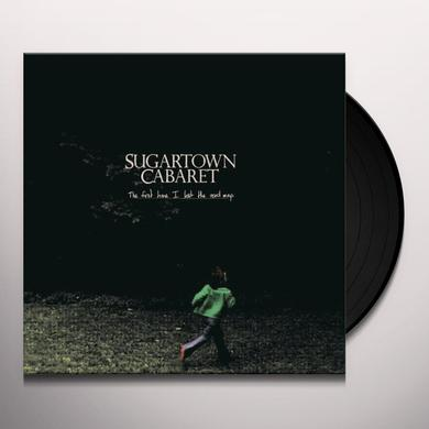Sugartown Cabaret FIRST TIME I LOST THE ROAD MAP Vinyl Record