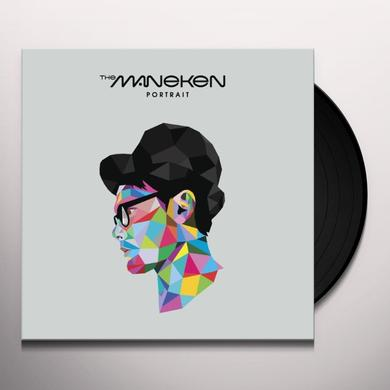 Maneken PORTRAIT Vinyl Record