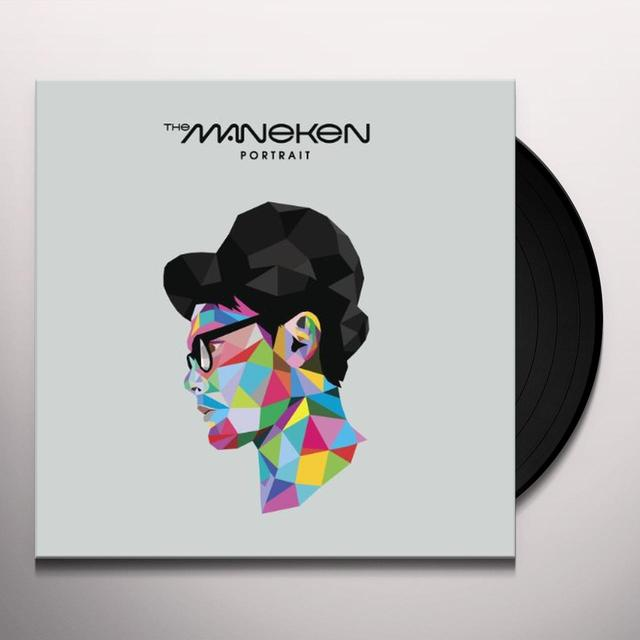 Maneken PORTRAIT Vinyl Record
