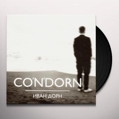 Ivan Dorn CO N DORN Vinyl Record