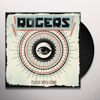 Rogers FLUCHT NACH VORN Vinyl Record