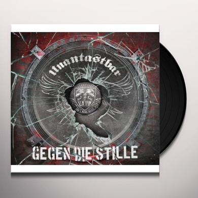 Unantastbar GEGEN DIE STILLE Vinyl Record
