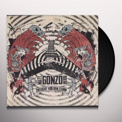Matt Gonzo Roehr ZUFLUCHT VOR DEM STURM Vinyl Record