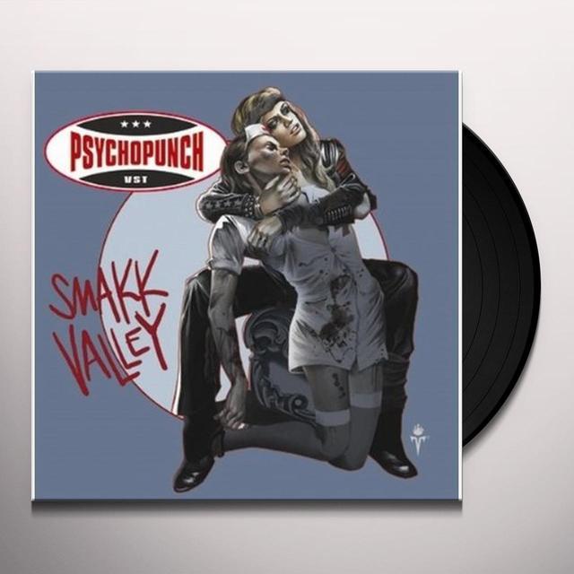 Psychopunch SMAKK VALLEY Vinyl Record