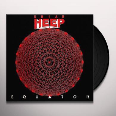 Uriah Heep EQUATOR Vinyl Record