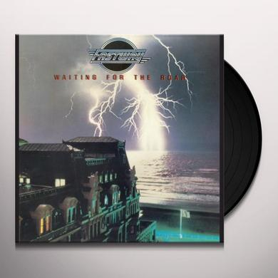 Fastway WAITING FOR THE ROAR Vinyl Record