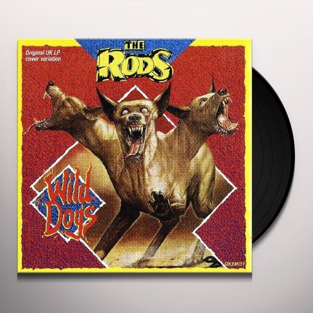 Rods WILD DOGS Vinyl Record