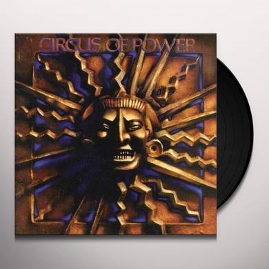 CIRCUS OF POWER Vinyl Record