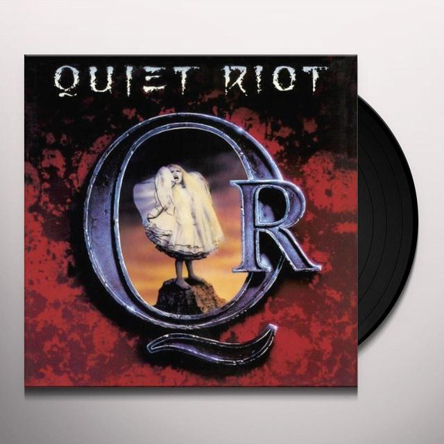 QUIET RIOT Vinyl Record