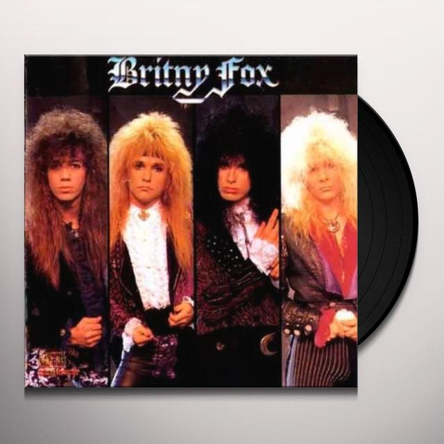 BRITNY FOX / BOYS IN HEAT Vinyl Record