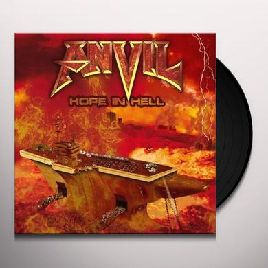 Anvil HOPE IS HELL Vinyl Record