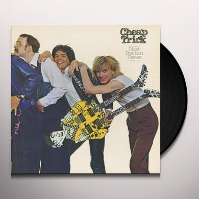 Cheap Trick NEXT POSITION PLEASE Vinyl Record