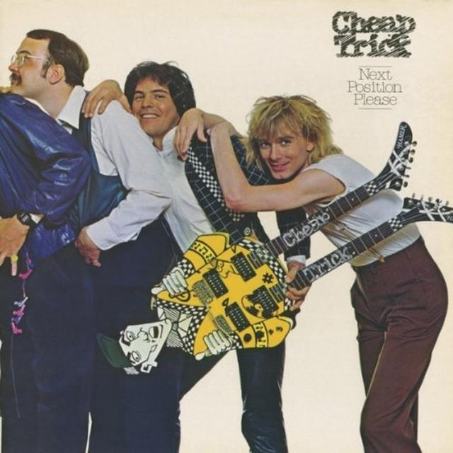 Cheap Trick NEXT POSITION PLEASE Vinyl Record