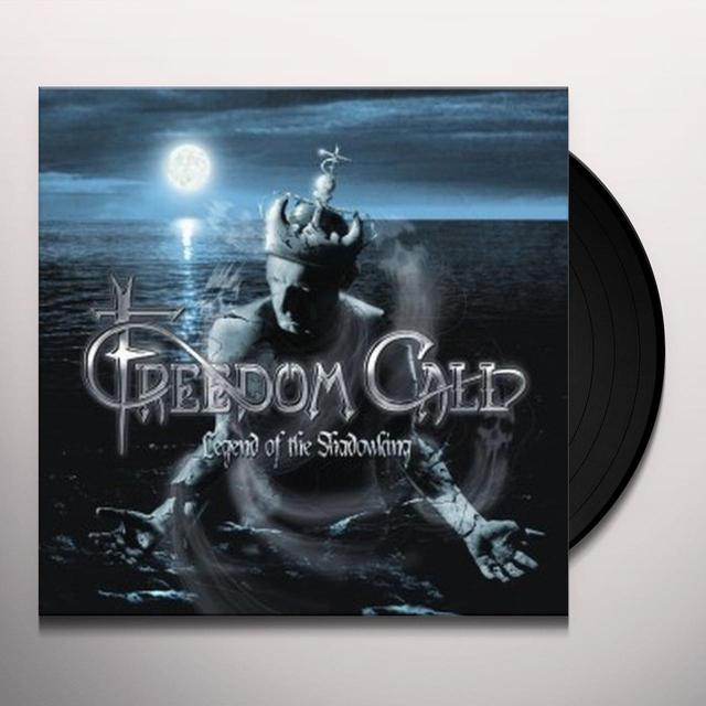 Freedom Call LEGEND OF THE SHADOWKING Vinyl Record