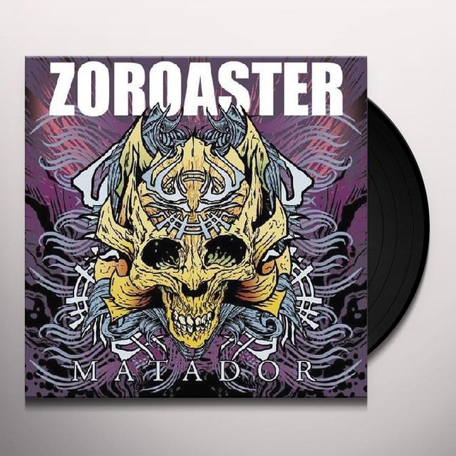 Zoroaster MATADOR Vinyl Record