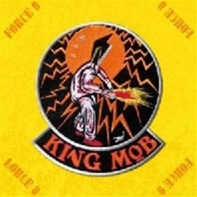 King Mob FORCE 9 Vinyl Record