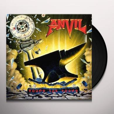 Anvil POUND FOR POUND Vinyl Record