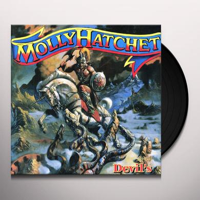 Molly Hatchet DEVIL'S CANYON Vinyl Record