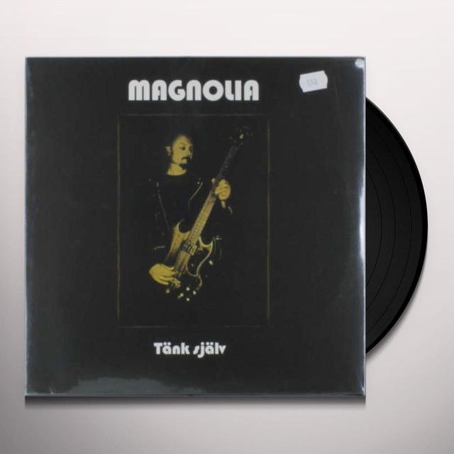 Magnolia TANK SJALV Vinyl Record