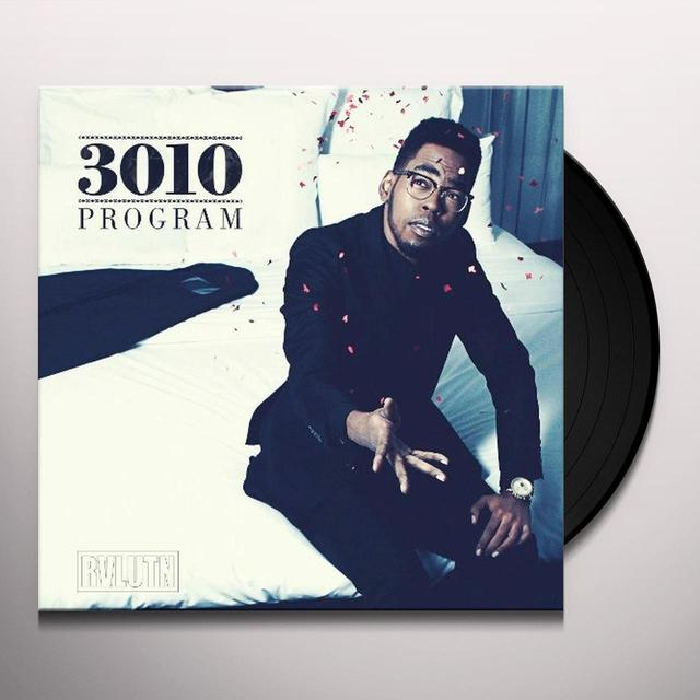 Three Thousand Ten PROGRAM Vinyl Record