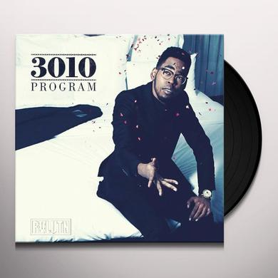 Three Thousand Ten PROGRAM Vinyl Record
