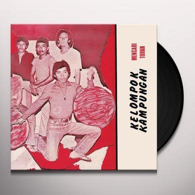 Kelompok Kampungen MENCAR TUHAN Vinyl Record