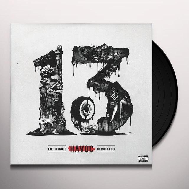 Havoc 13 Vinyl Record