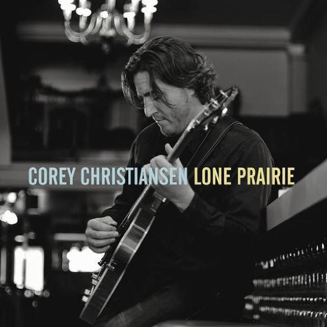 Corey Christiansen LONE PRAIRIE Vinyl Record