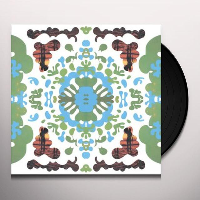 Black Dice BEACHES & CANYONS Vinyl Record
