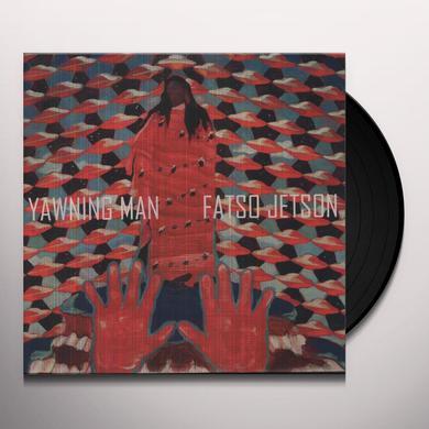 Yawning Man / Fatso Jetson SPLIT Vinyl Record