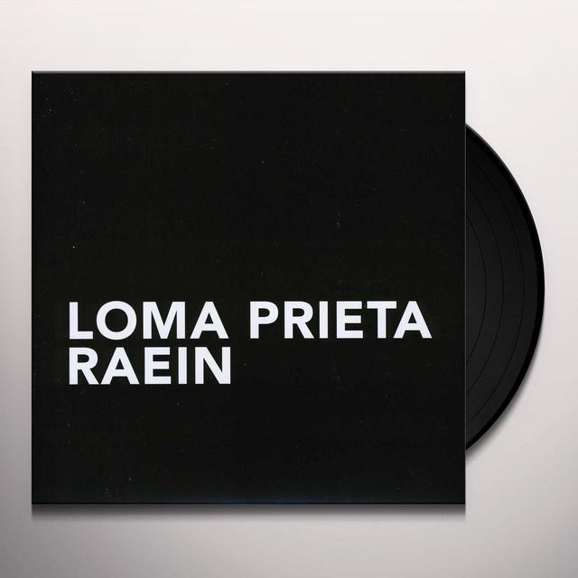 LOMA PRIETA & RAEIN Vinyl Record