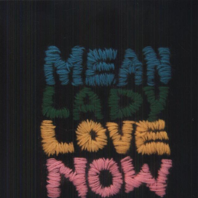 Mean Lady LOVE NOW Vinyl Record