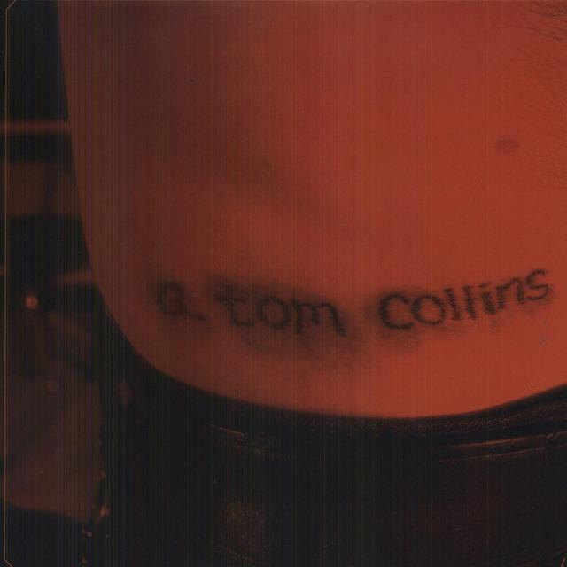 Tom Collins STICK & POKE Vinyl Record