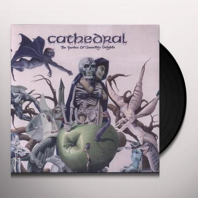 Cathedral GARDEN OF UNEARTHLY DELIGHTS Vinyl Record