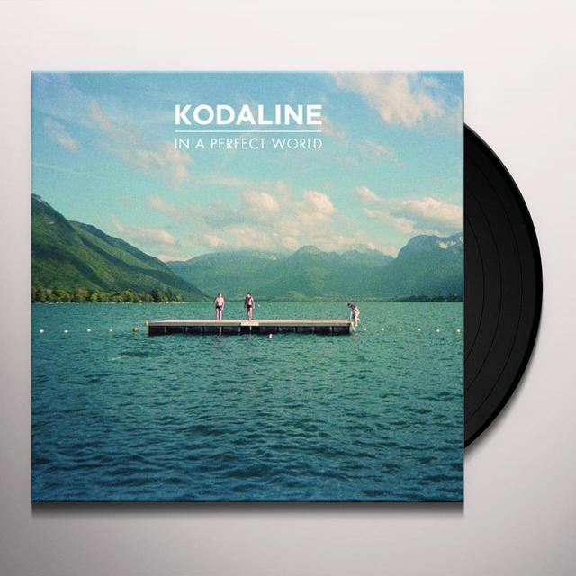 Kodaline IN A PERFECT WORLD Vinyl Record