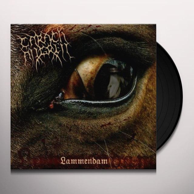 Carach Angren LAMMENDAM Vinyl Record