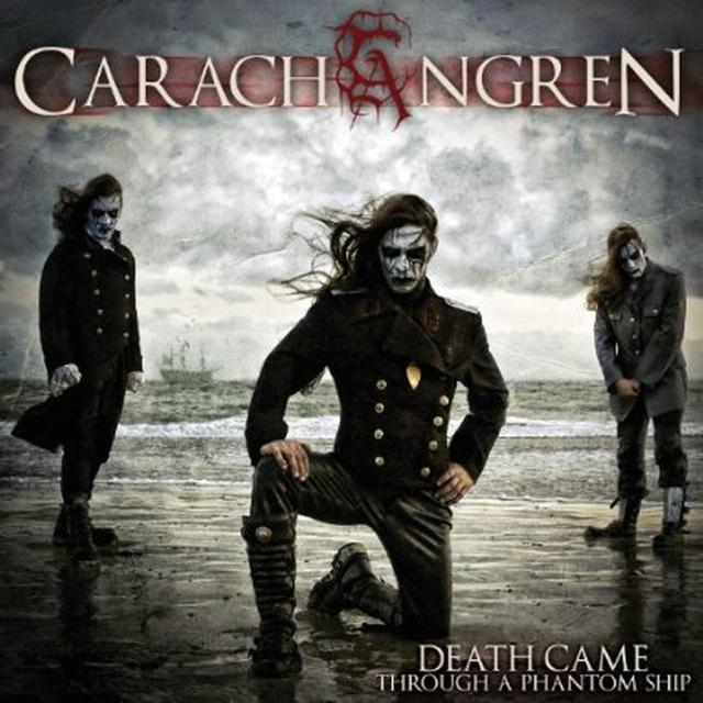 Carach Angren DEATH CAME THROUGH A PHANTOM SHIP Vinyl Record