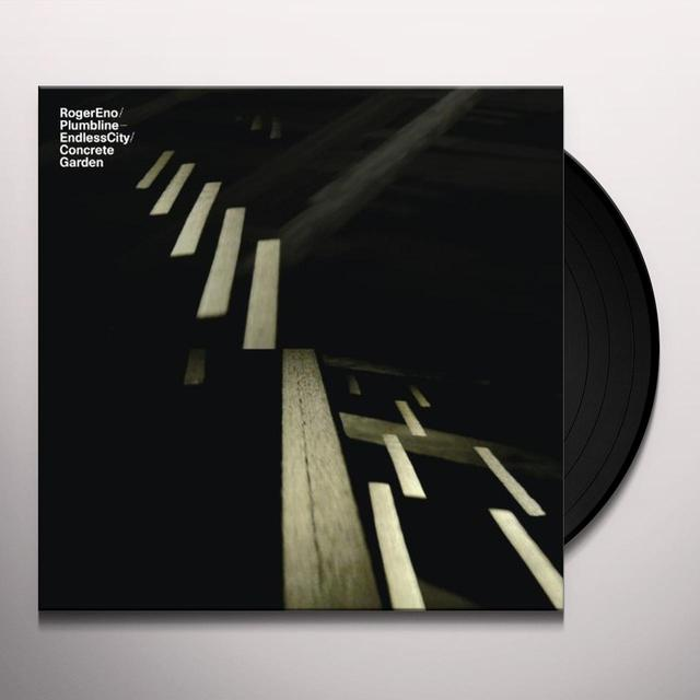 Roger Eno/Plumbline ENDLESS CITY / CONCRETE JUNGLE Vinyl Record - w/CD, Digital Download Included