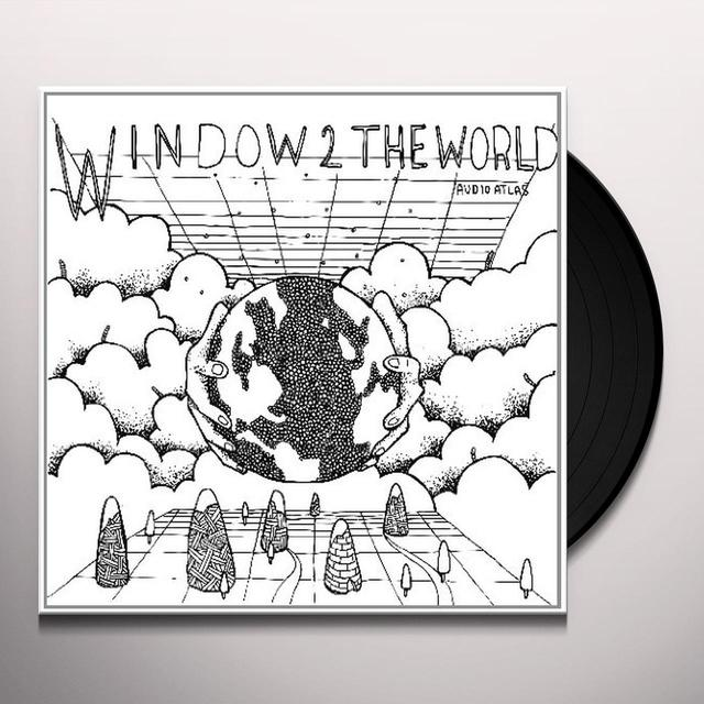 Audio Atlas WINDOW 2 THE WORLD Vinyl Record