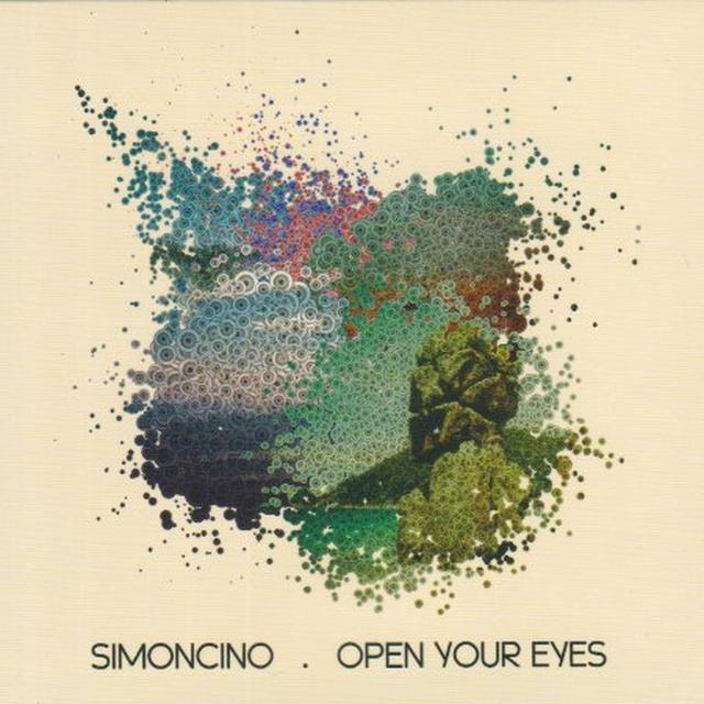 Simoncino OPEN YOUR EYE Vinyl Record