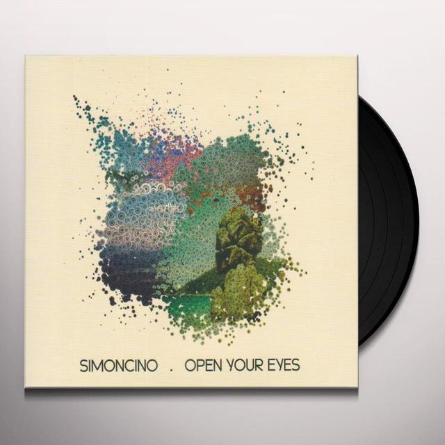 Simoncino OPEN YOUR EYE Vinyl Record