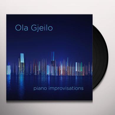Ola Gjeilo PIANO IMPROVISATIONS Vinyl Record