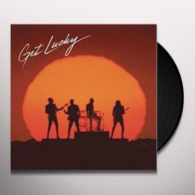 Daft Punk GET LUCKY Vinyl Record
