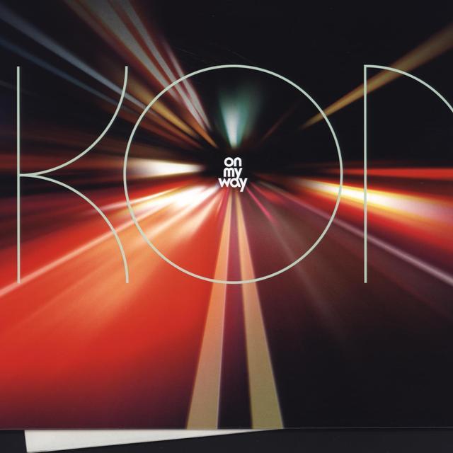 Kon ON MY WAY (DLCD) (Vinyl)